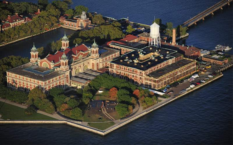 Ellis Island New York Princess Transatlantic Cruis