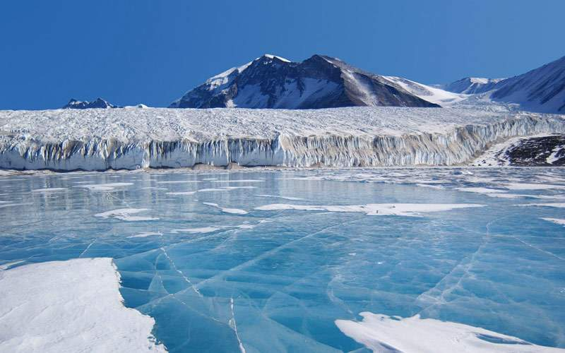 See awe-inspiring glaciers