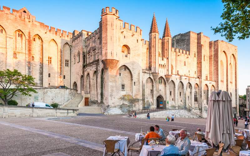 Princess Europe Cruisetours Avignon, France