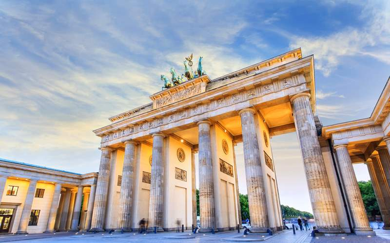 Princess Europe Cruisetours Brandenburg Gate