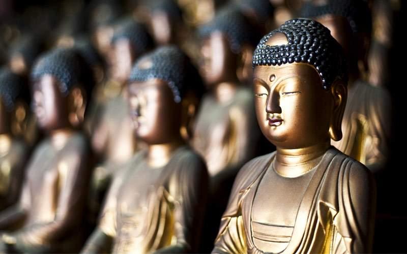 Buddhist temple of Seokbulsa Asia Princess Cruises