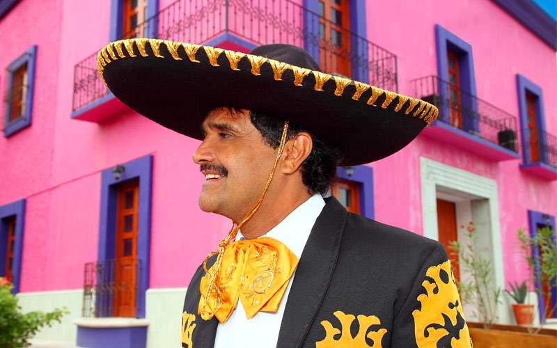 Charro Mexican Mariachi Princess Mexican Riviera