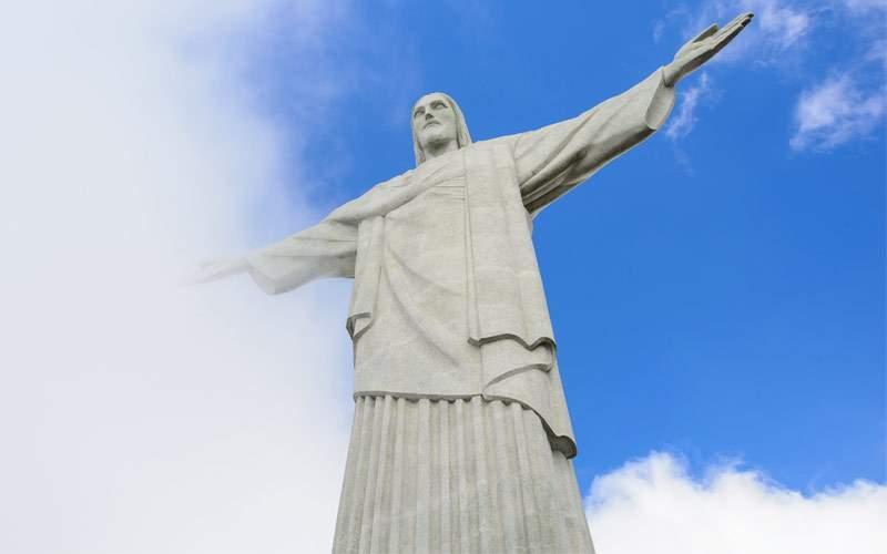 Christ redeemer, Rio de Janeiro, Brazil Princess