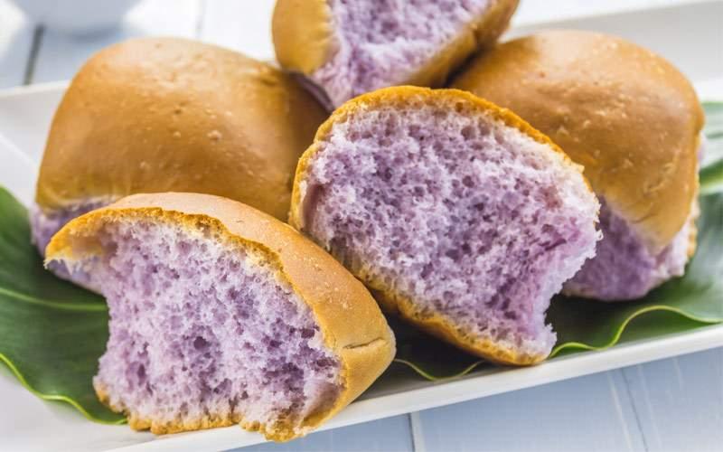 Taro Bread common Hawaiian food Princess Hawaii