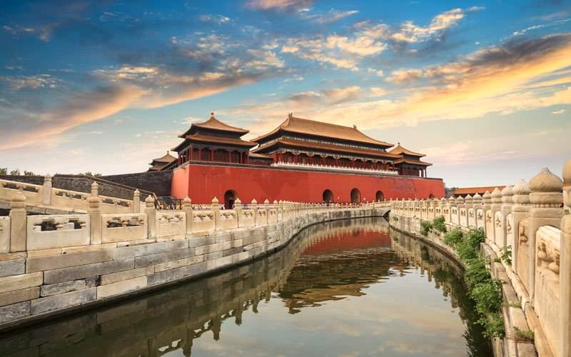 Forbidden City in Beijing, China Princess Cruises