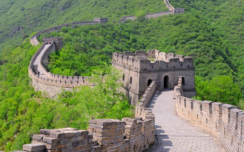 Princess Asia Cruisetours Great Wall of Chin