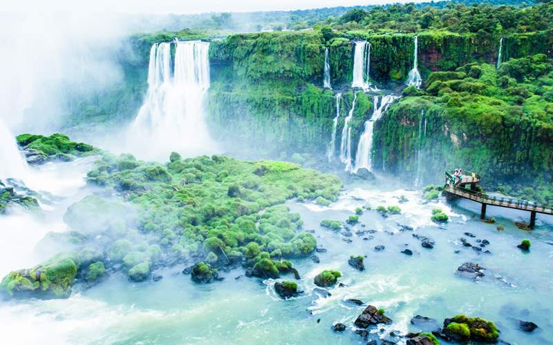 Princess South America Cruisetours Iguassu Falls