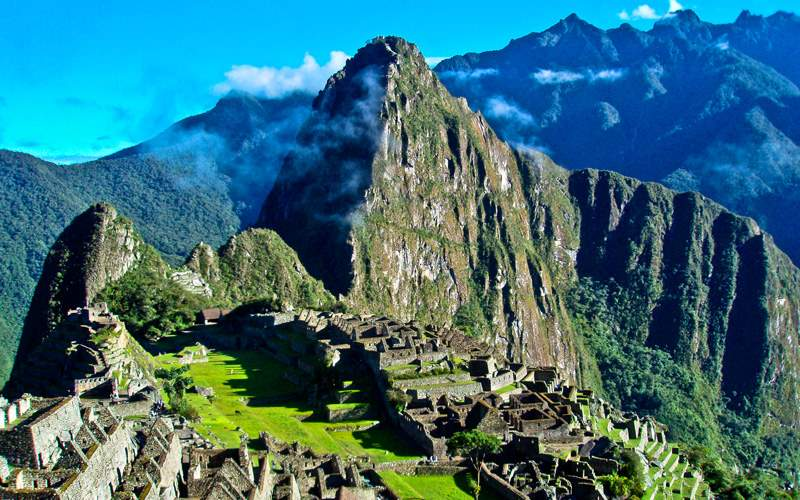 Princess South America Cruisetours Machu Picchu