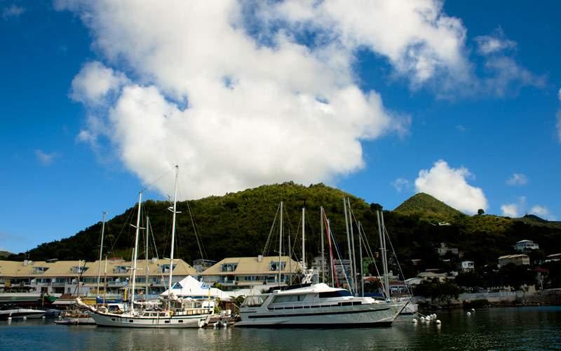 Marigot, St. Martin Princess Cruises Caribbean