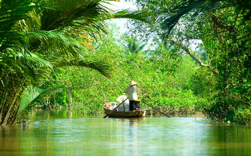 Princess Asia Cruisetours Mekong Delta, Vietnam