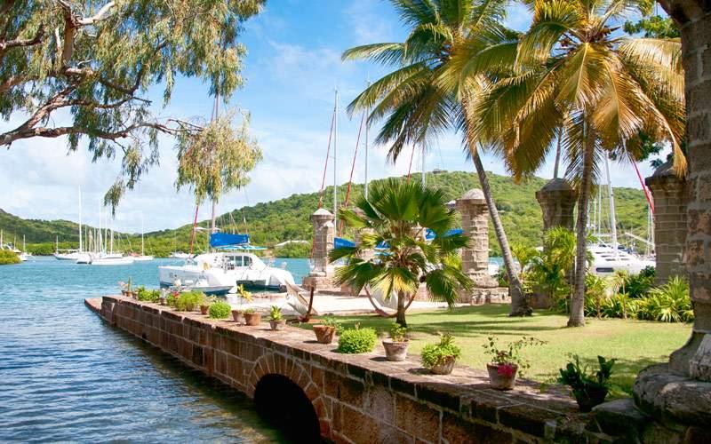 Falmouth, Antigua Princess Cruises Caribbean