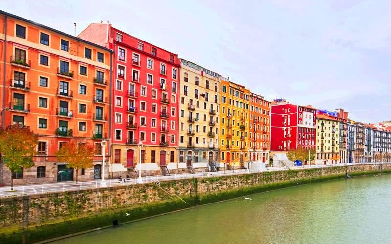 Bilbao, Spain Princess Cruises Transatlantic