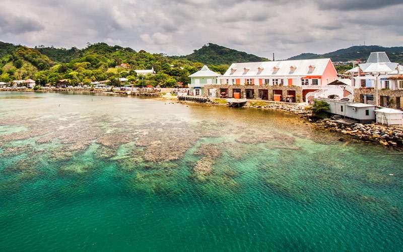 Roatan, Honduras Western Caribbean Princess Cruise