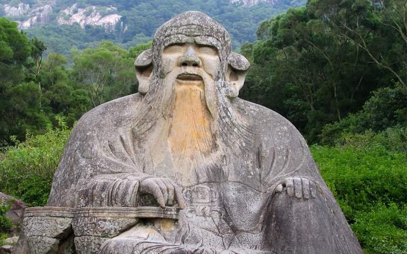 Qingying Mountain in Quanzhou, China
