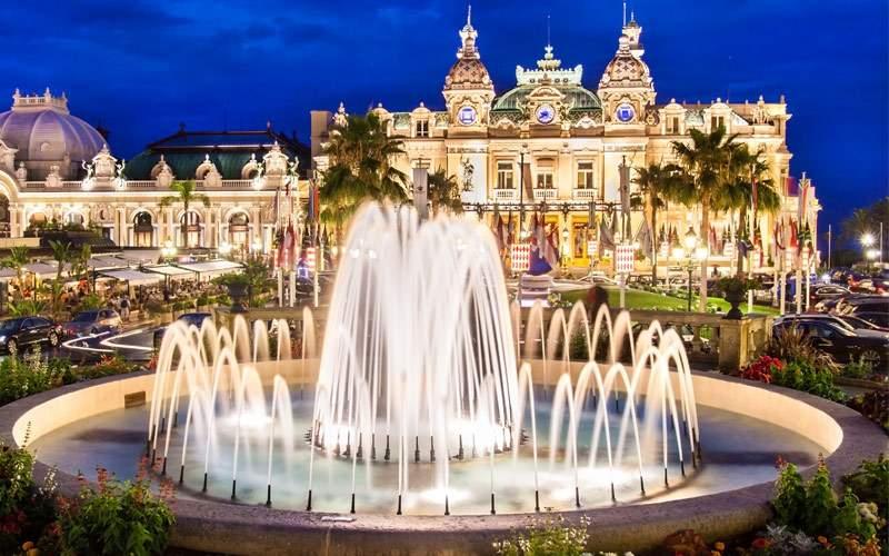 Monte Carlo Casino in Monte Carlo, Monaco Princess