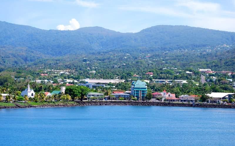 Apia, Samoa Princess Cruises South Pacific