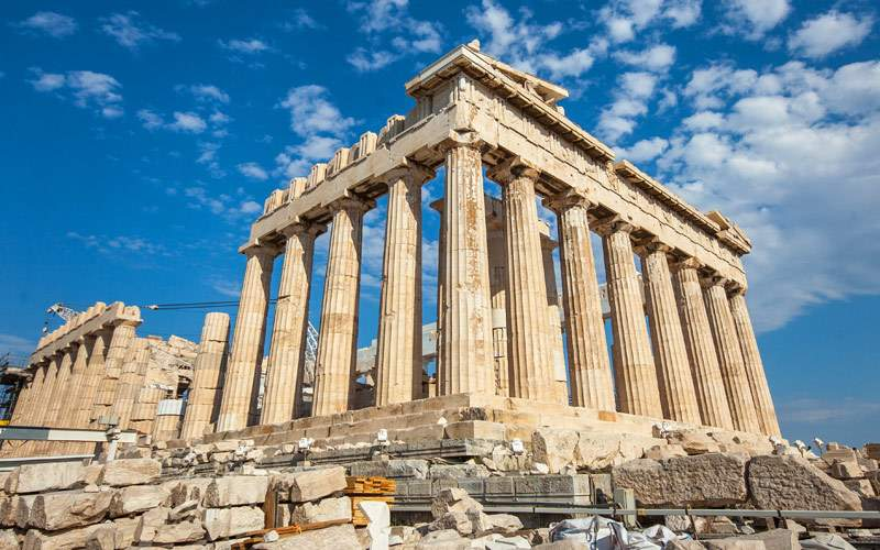Acropolis of Athens Greece Princess Cruises World