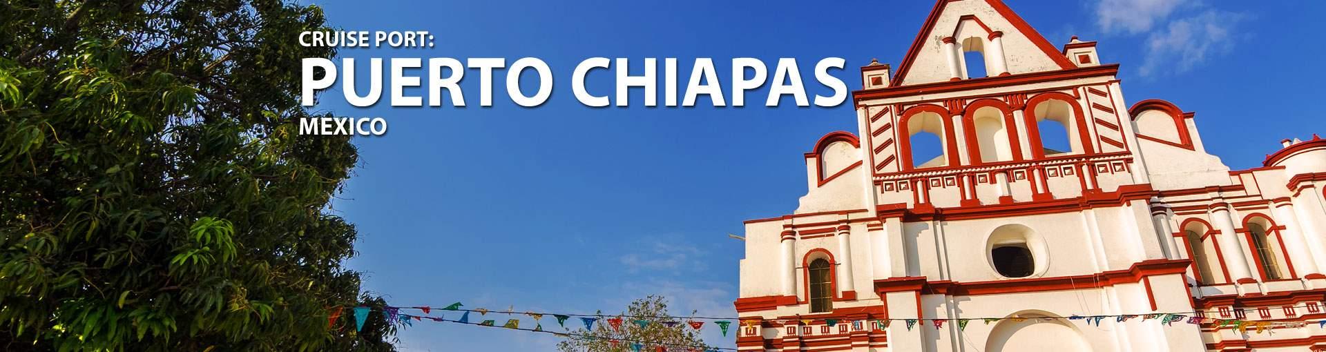 Cruises to Puerto Chiapas, Mexico