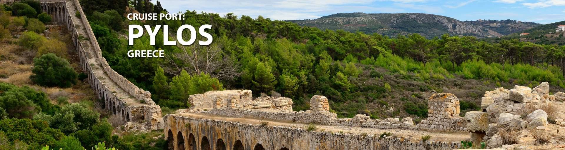 Cruises to Pylos, Greece