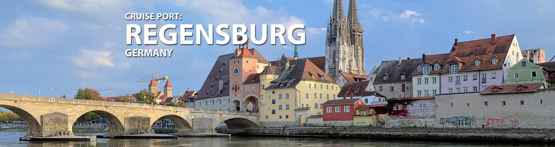 Cruises to Regensburg, Germany