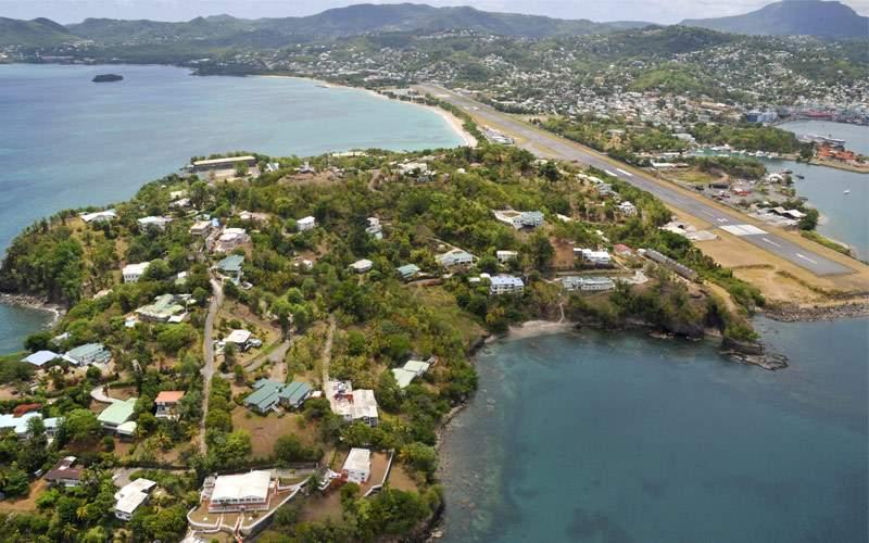 Castries, St. Lucia Caribbean Regent Seven Seas
