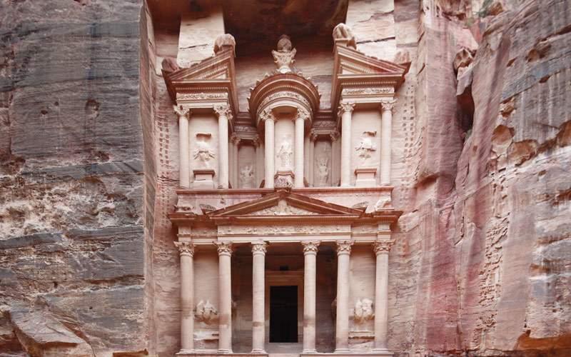 Al Khazneh Petra Jordan Regent Seven Seas Africa