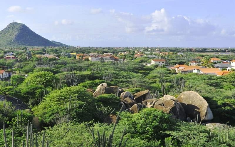 Casibari Rock Formation Caribbean Regent Seven Sea