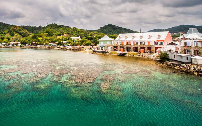 Roatan Honduras Regent Seven Sea Western Caribbean