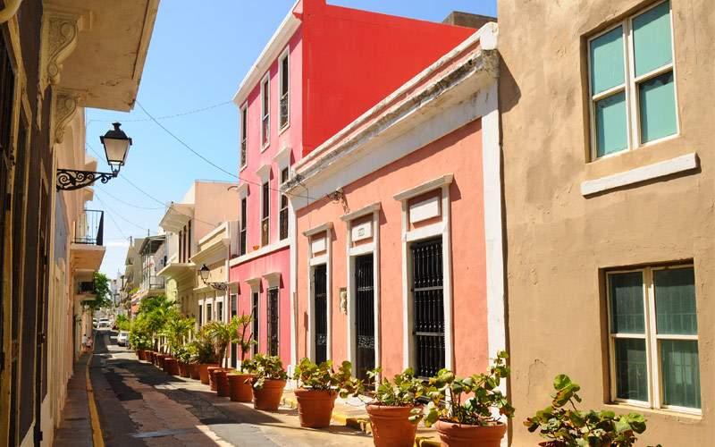 Old San Juan, Puerto Rico Caribbean Regent Cruises