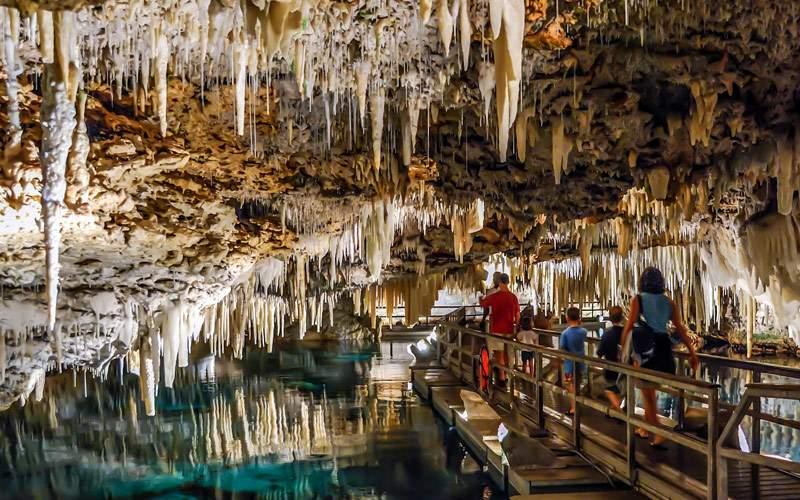 Crystal Cave, Bermuda Regent Seven Seas Cruises