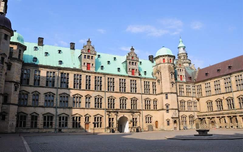 Kronborg Castle Denmark Regent Seven Seas Europe