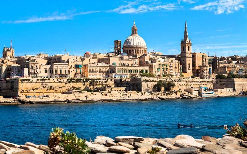 La Valletta, Malta Regent Seven Seas Cruise Europe