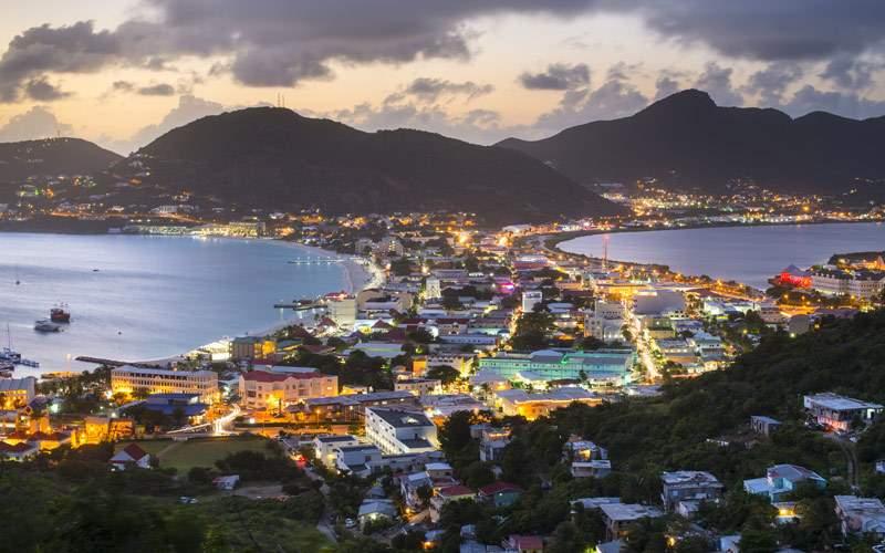 Philipsburg, St. Maarten Regent Seven Sea Caribben