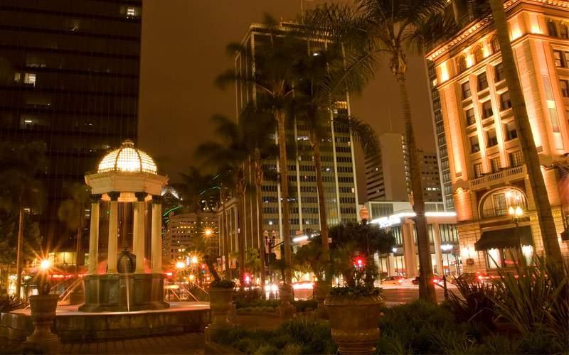 San Diego California Regent Seven Sea Panama Canal