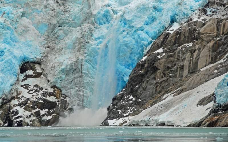 Northwest Glacier in Kenai Fjords Alaska Regent