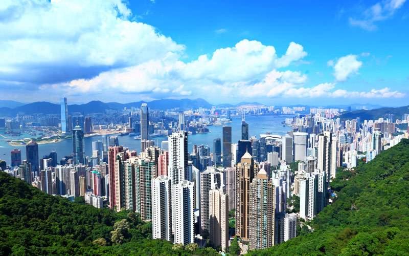 Hong Kong Regent Seven Seas Cruises World