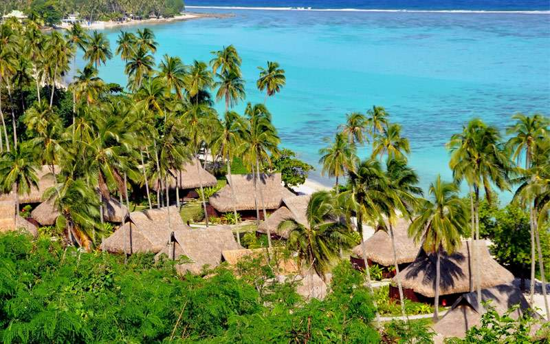 Moorea resort Regent Seven Seas South Pacific