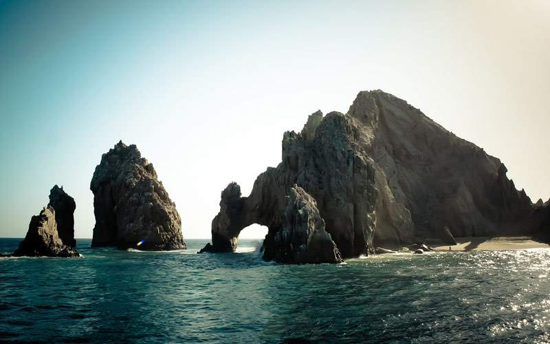 Arch in Cabo San Lucas, Mexico