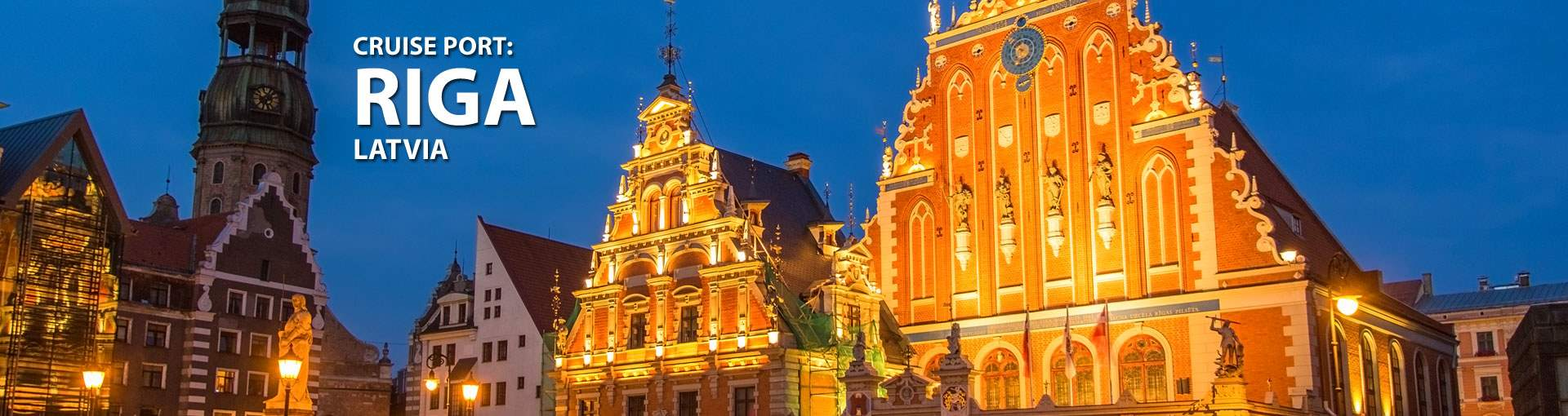 Cruises to Riga, Latvia
