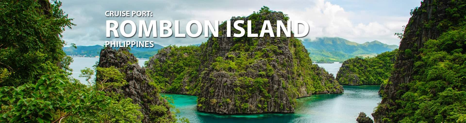 Cruises to Romblon Island, Philippines