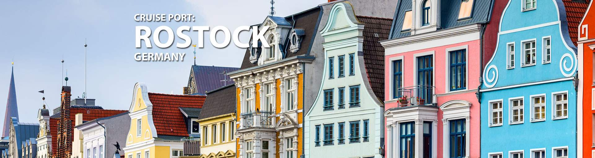 Cruises to Rostock (Berlin), Germany