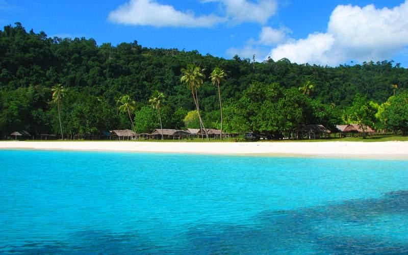 Royal Caribbean Champagne Beach Vanuatu