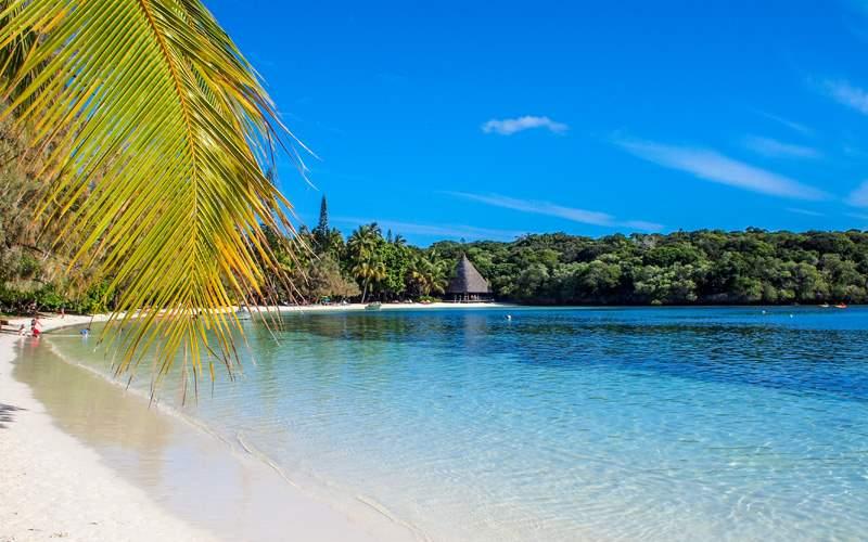 Beach in New Caledonia - Royal Caribbean
