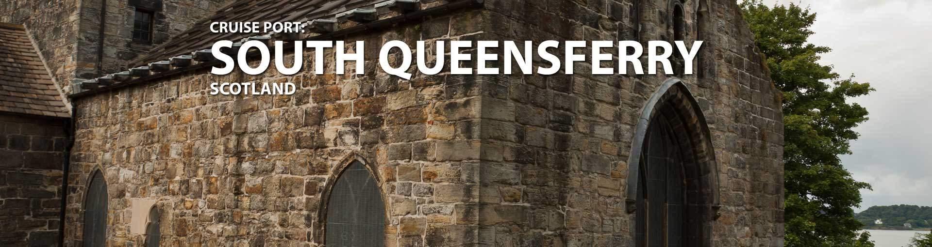 Cruises to S. Queensferry, Scotland
