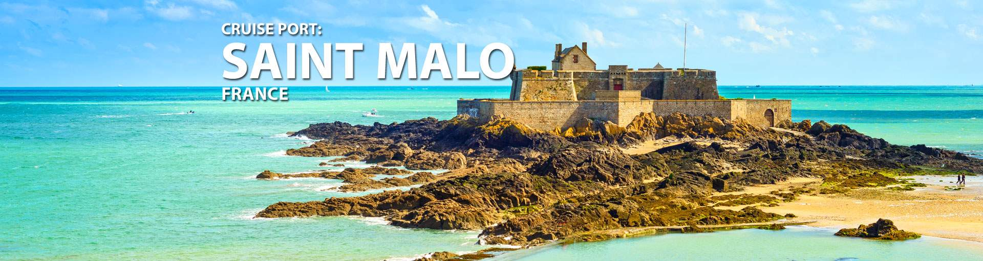 Cruises to Saint Malo, France