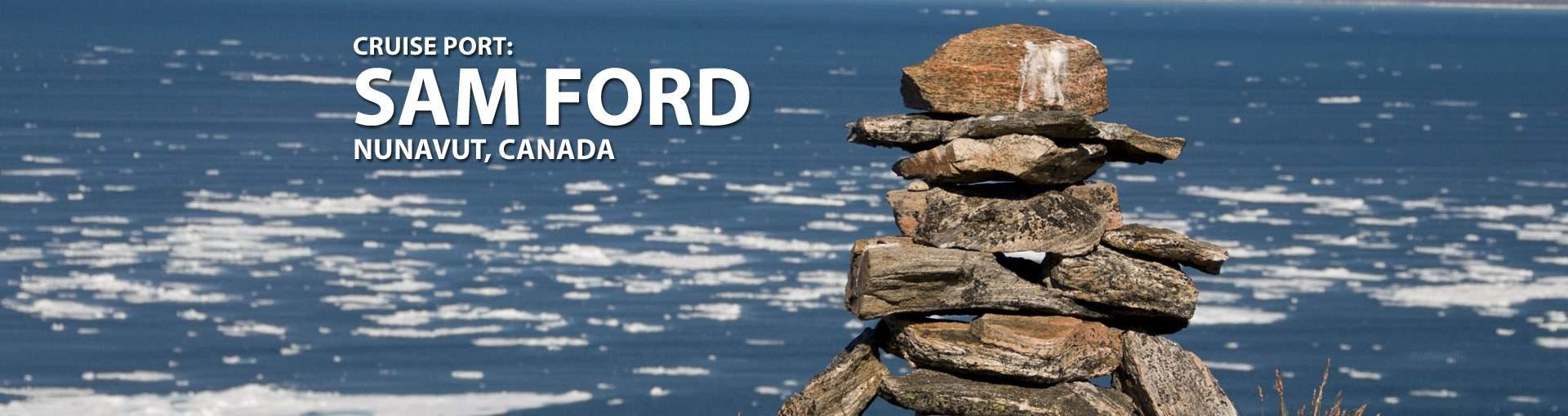 Cruises to Sam Ford Fjord, Nunavut, Canada