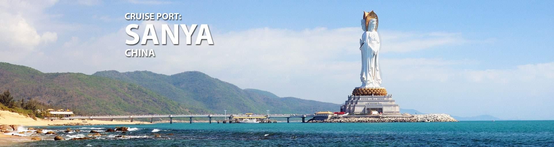 Cruises to Sanya, China