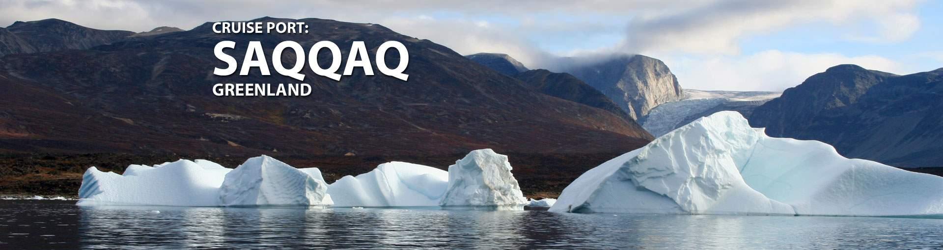 Cruises to Saqqaq, Greenland