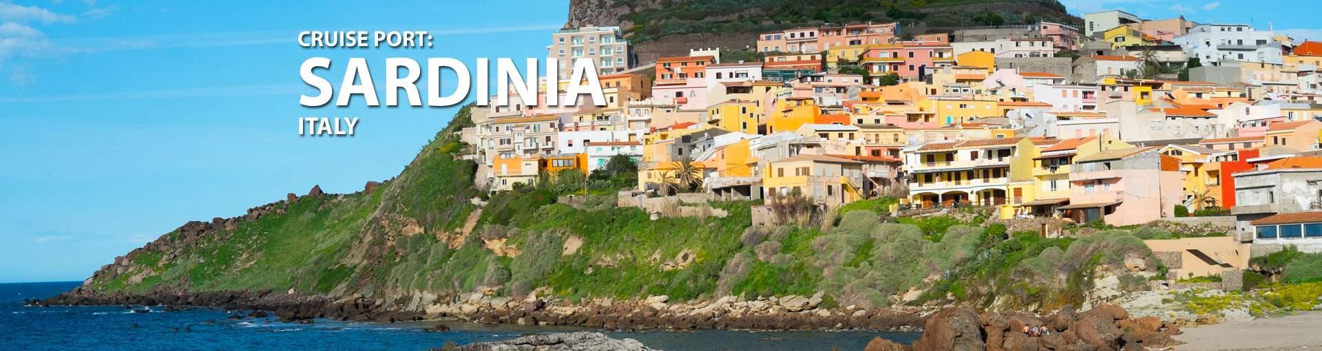 Cruises to Sardinia, Italy