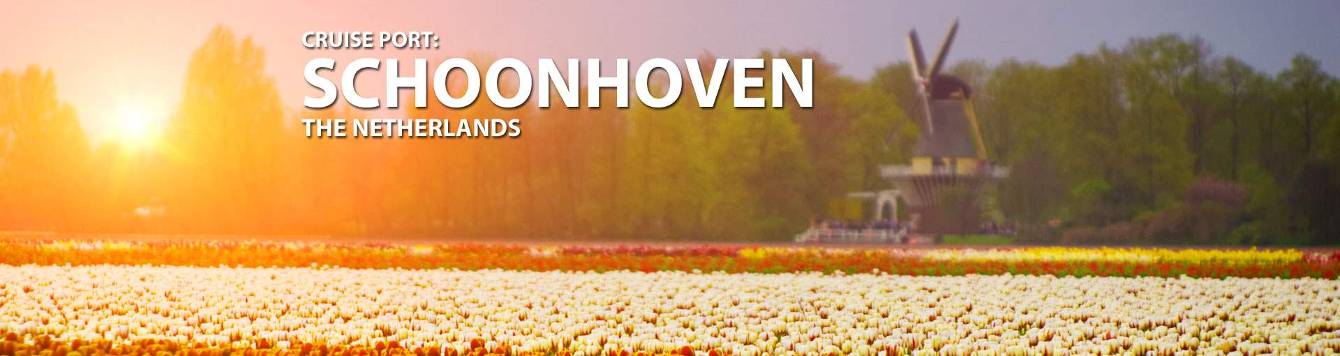 Cruises to Schoonhoven, The Netherlands